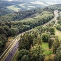 GWA Radsportler auf dem Nürburgring